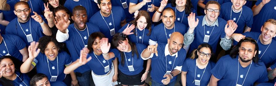 Offerte di lavoro ispazio apple cerca personale per i for Subito offerte lavoro catania