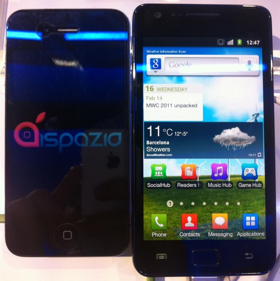 Samsung Galaxy S II: raggiunti i 3 milioni di preordini!