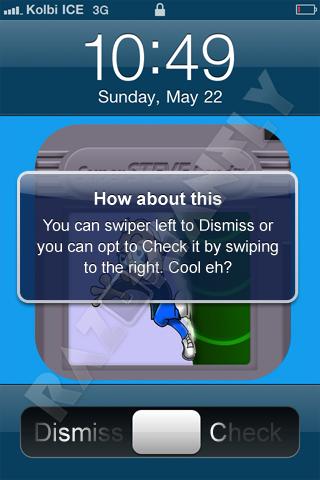 Nuovo concept delle notifiche Push su iOS 5