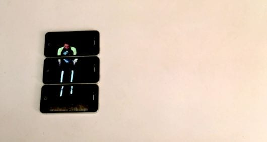 Trapped in an Phone: tre iPhone, un video!