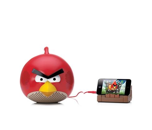 Gear4: arrivano i nuovi Dock e Speaker ispirati ad Angry Birds