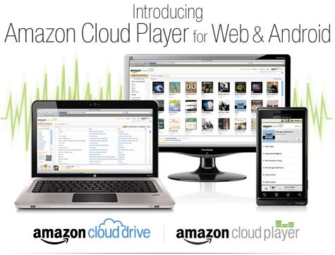 Amazon riprende i contatti per migliorare il suo Cloud Player?   Rumor