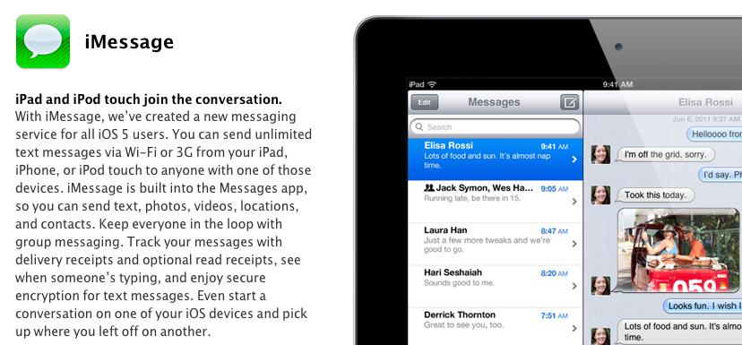 Con iMessage si apre una lotta a tre per la messaggistica: chi vincerà? | Approfondimenti