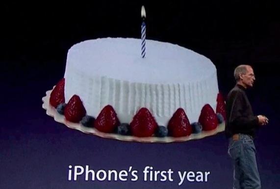 iPhone 4 compie 1 anno, ed è tutt'ora lo smartphone più venduto negli USA