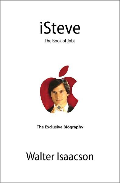 Disponibile su Amazon il preordine della biografia ufficiale di Jobs