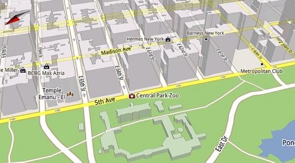 Google Maps: in arrivo la navigazione Offline?
