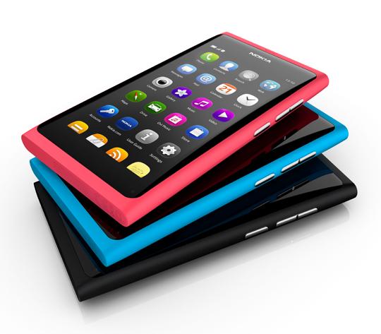 Ecco il nuovo Nokia N9: sistema operativo MeeGo, tecnologia NFC e niente tasto Home