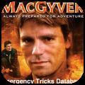 Vinci 4 copie di MacGyver Emergency Tricks Database!