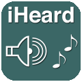 iHeard: l'applicazione che amplifica i suoni che ci circondano è disponibile in offerta lancio a 0.79€