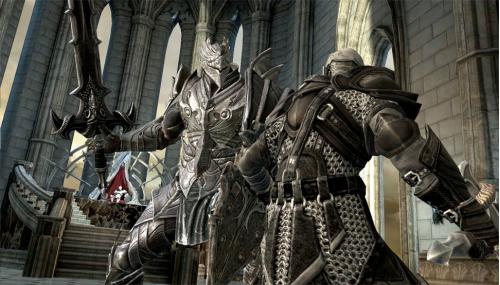 Infinity Blade 2 avrà una longevità maggiore, migliorie nel gameplay e una nuova modalità online