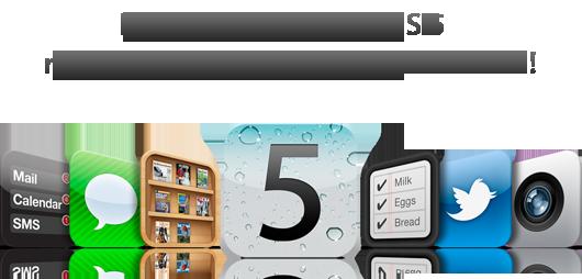 Apple rilascia iOS 5 beta: Tutte le novità in un solo articolo [Parte 1]