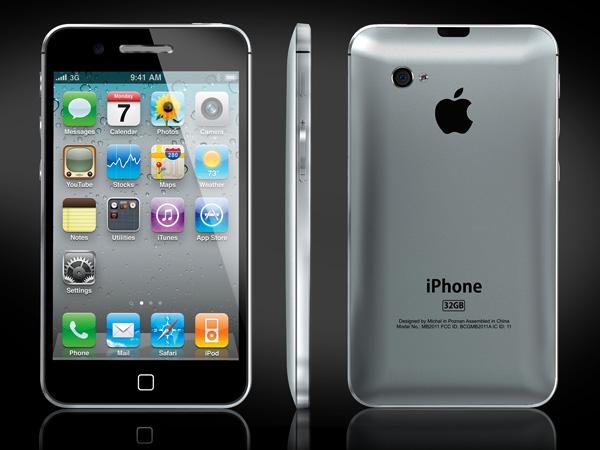 iPhone 5: ecco uno splendido Concept del prossimo melafonino Apple