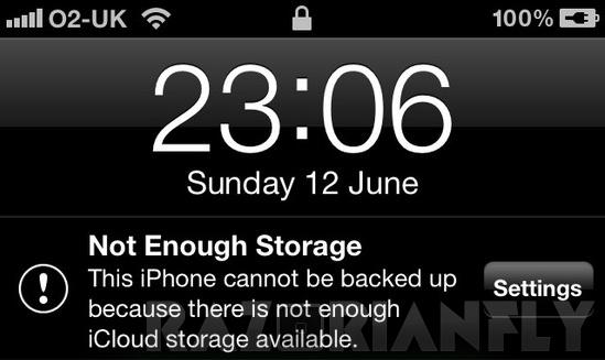 Ecco come iOS 5 gestisce gli annunci importanti!