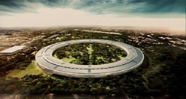 Già 30 anni fa Steve Jobs voleva realizzare il progetto del nuovo campus!
