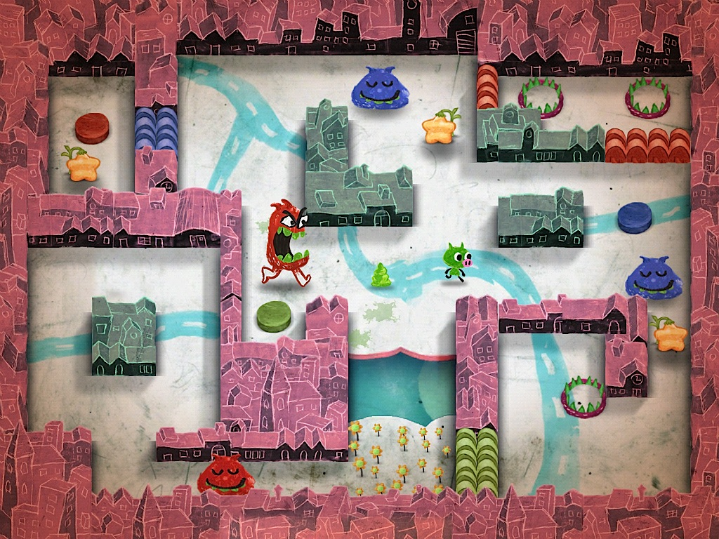 Anteprima di Gesundheit!, nuovo gioco in arrivo giovedì sull'App Store