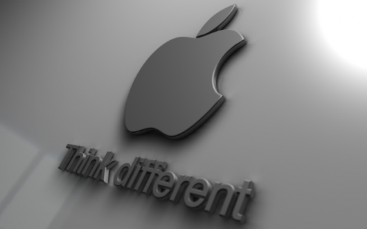 AppleThinkDifferentLogo