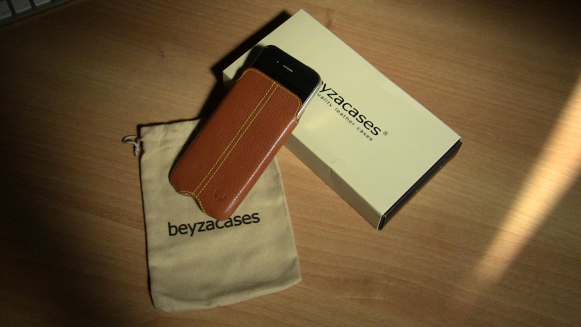 Zero Series, una nuova leather case da Beyzacases | Recensione + Codice Sconto