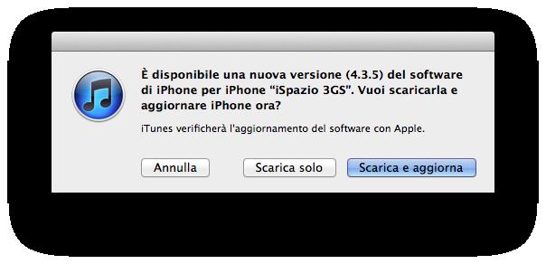 Apple rilascia iOS 4.3.5 per iPhone, iPod Touch e iPad [AGGIORNATO CON LINK DIRETTI]