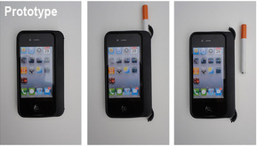 Una custodia per iPhone e sigarette! | Video