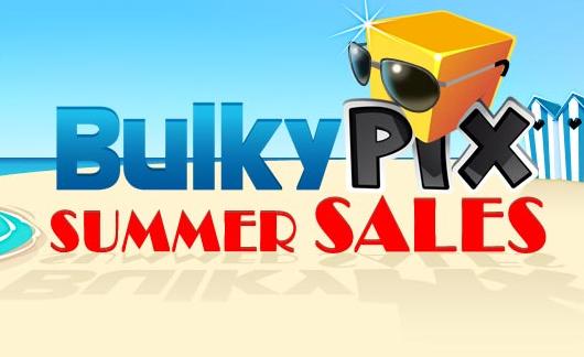 Seconda settimana di saldi estivi per Bulkypix! Scopriamo insieme le nuove promozioni
