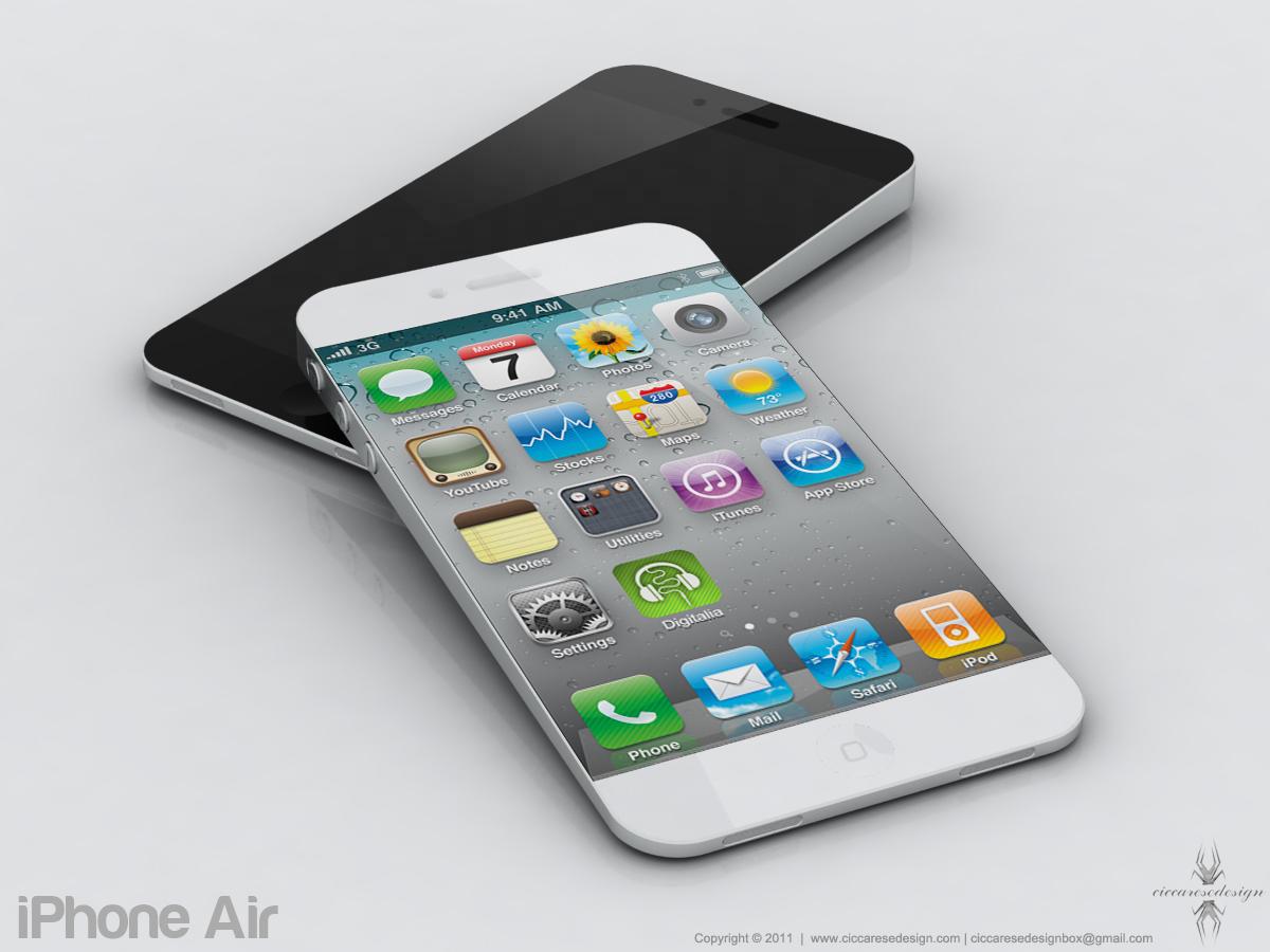 Ecco un nuovo affascinante concept del prossimo iPhone