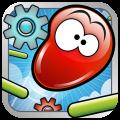 In AppStore Sbarca Blobster il nuovo platform game di Chillingo   Recensione iSpazio