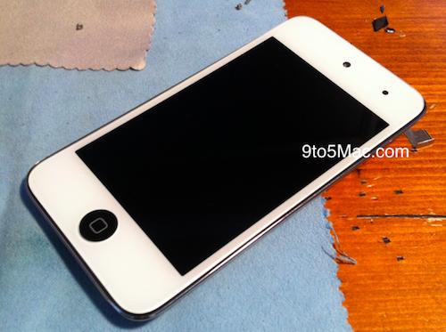 In Asia circolano delle parti bianche per iPod touch