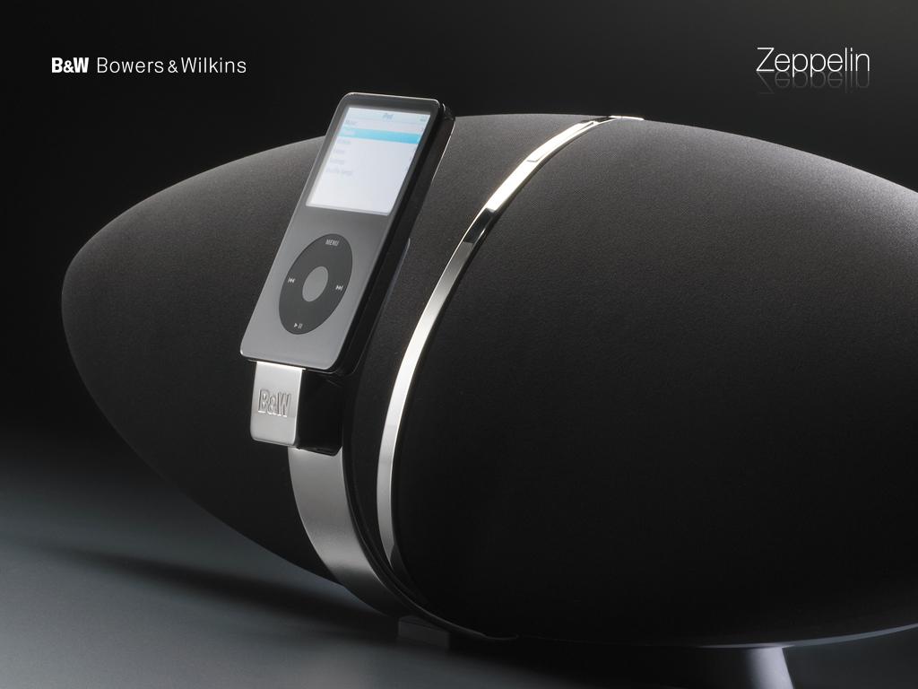 Dock amplificatore B&W Zeppelin scontatissimo su Amazon.it