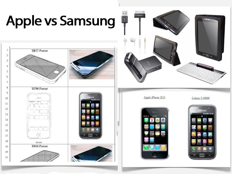 Samsung cambia versione: Apple non ha copiato i nostri modelli!
