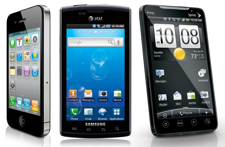 IMS: la vendita annuale di smartphone raggiungerà 1 miliardo entro il 2016!