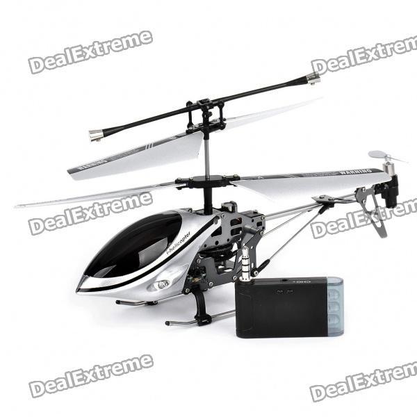 i-Helicopter, l'elicottero ultraleggero pilotabile da iDevices