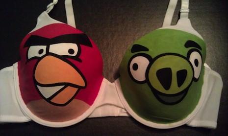 I personaggi di Angry Birds come non li avete mai visti | Curiosità