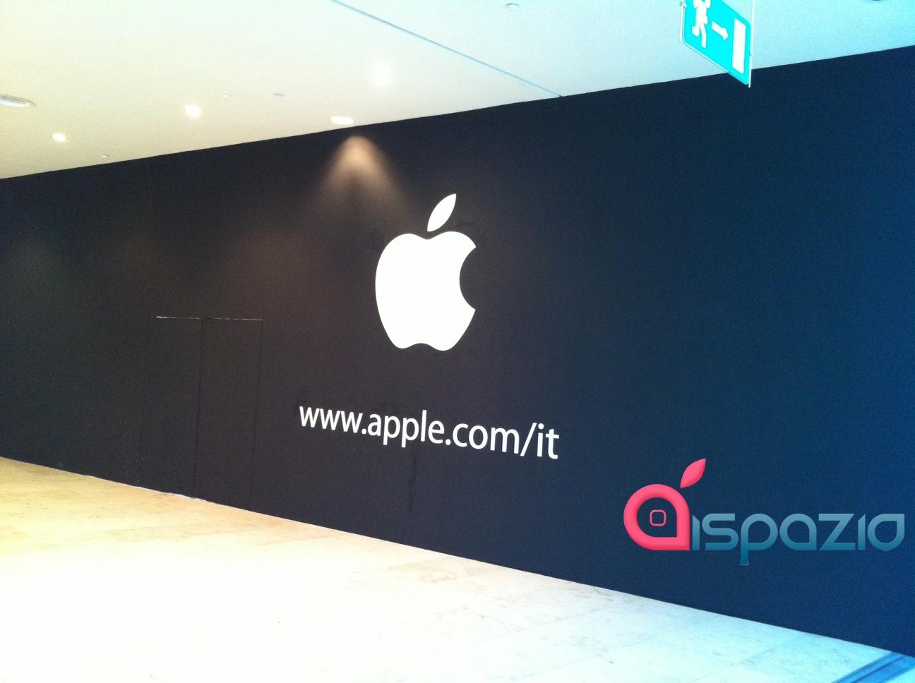 Spunta il logo della mela all 39 apple store di marcianise for Apple store campania