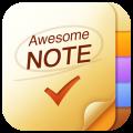 Awesome Note (+To-do/Diary) si aggiorna raggiungendo la versione 5.4.2