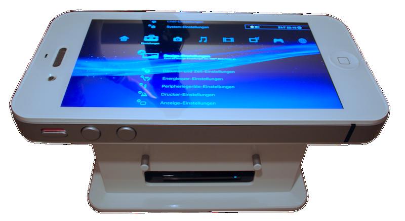 Un utente realizza un iPhone con display da 40 pollici!