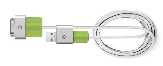 Stanchi dei cavi dell'iPhone che si danneggiano? Date un'occhiata a MySaver!