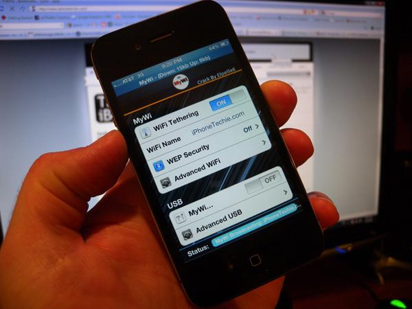 Negli States AT&T prende provvedimenti per chi usa il tethering tramite app di Cydia
