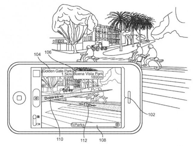 Apple potrebbe implementare la realtà aumentata nell'applicazione nativa Mappe