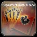 Regolamenti di giochi di carte, un'utile app dedicata agli appassionati ed ai neofiti dei giochi di carte   Quick App