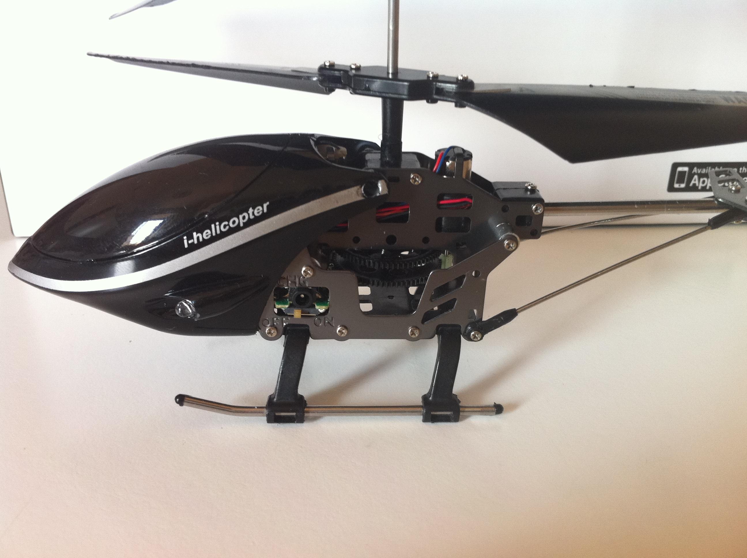 Elicottero Piccolo : Ispazio prova ihelicopter il piccolo elicottero