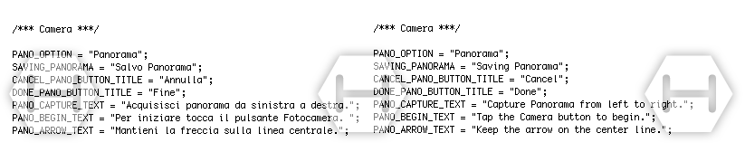 La funzione Panorama sarà implementata in iOS 5