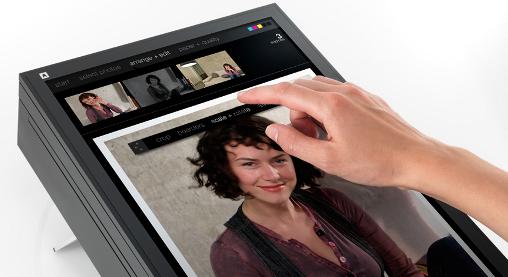 E se Apple producesse stampanti multi-touch?