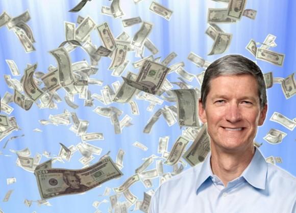 Apple segna un nuovo record storico in borsa, c'è fiducia in Cook
