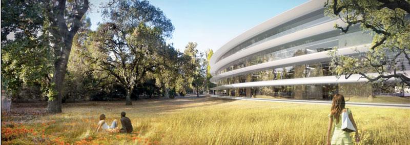 Il secondo campus Apple sarà pronto nel 2015 e si comincia a pensare al terzo campus