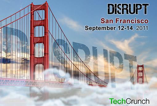 TechCrunch offre un assaggio del futuro durante Disrupt SF 2011 [Video]