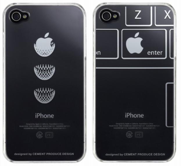 Disponibili le nuove cover iTattoo per iPhone 4 che inglobano la mela nel loro design