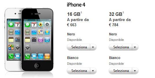 store apple prezzi-ispazio