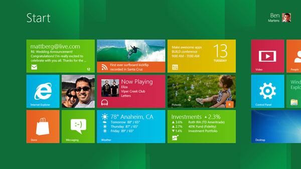 Con Windows 8, Microsoft punterà ad una piattaforma globale per PC e Mobile [Video]