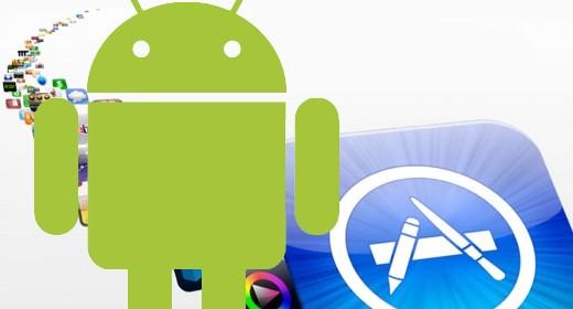 Android Market fa più download dell'App Store, ma molte applicazioni vengono successivamente rimosse