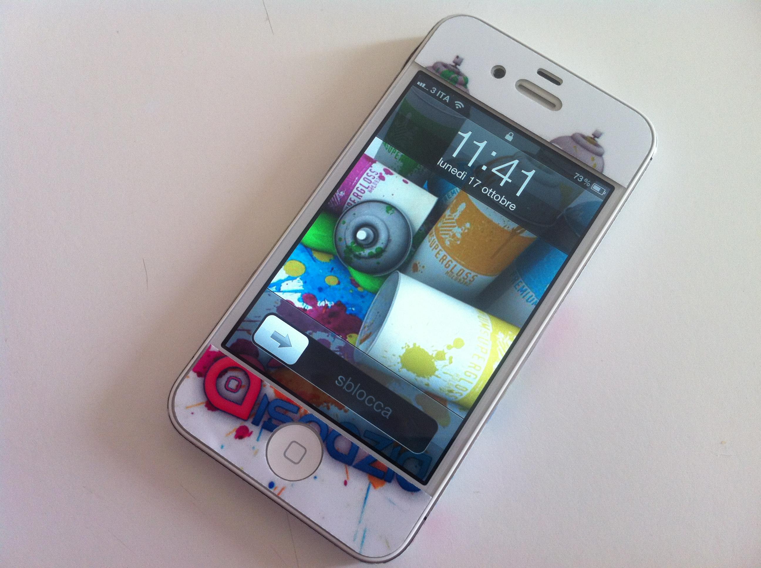 come personalizzare cover iphone